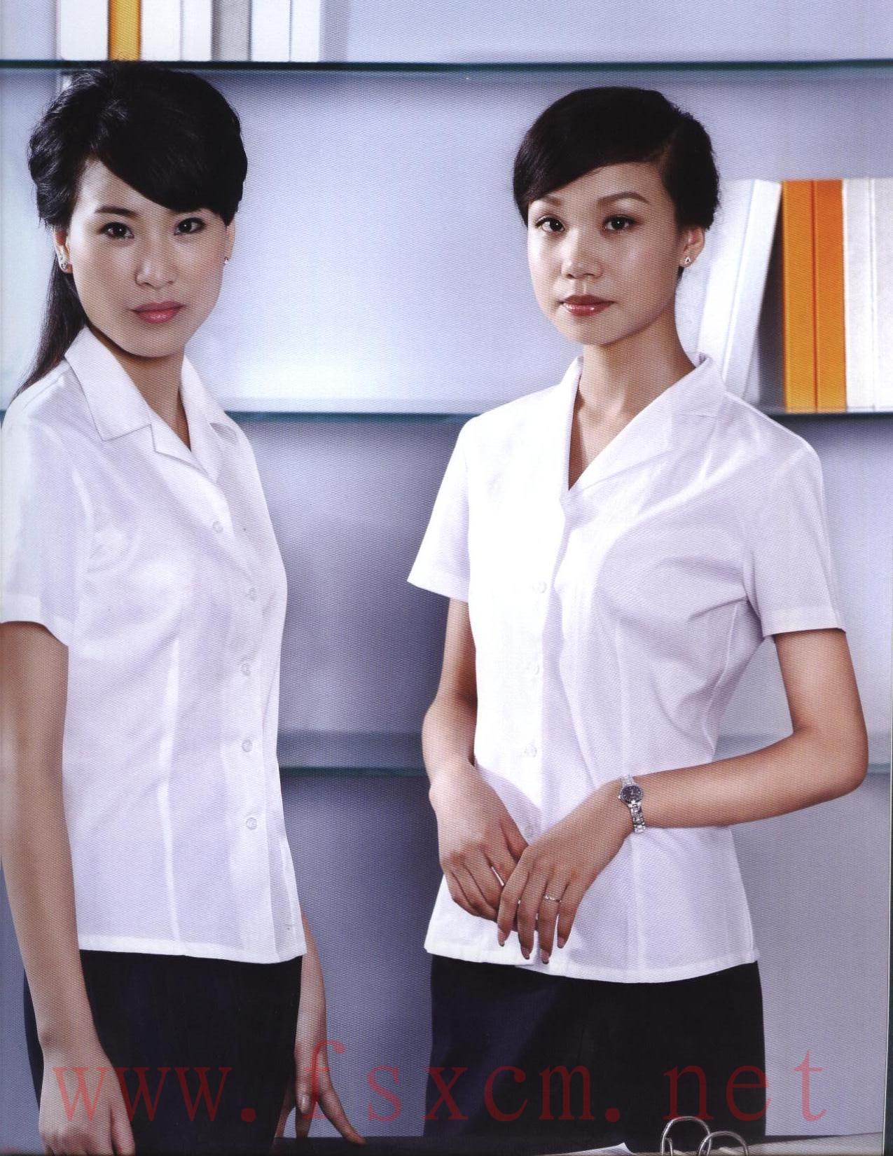 杭州 定制/职场白领夏季短袖职业女装定做¥0.00 ¥0.00 0